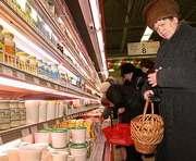 К новогодним праздникам продукты подорожают на 15-20%