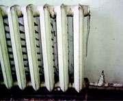 Часть Салтовки - временно без тепла