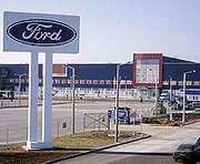 Российский завод Ford остановил работу