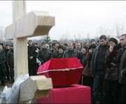 На Донбаcсе похоронили погибших горняков