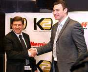 Бокс. K2 Promotions и National Box Promotion объединились