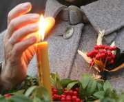 Памяти жертв Голодомора