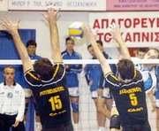 Волейбол: «Фаворит» не одолели