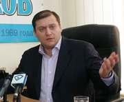 Михаил Добкин: «Ни одного разрешения на строительство на территории детских площадок выписано не было»