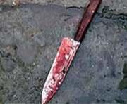 В Харькове грабитель зарезал женщину в лифте