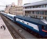 Поезд Харьков - Санкт-Петербург станет фирменным