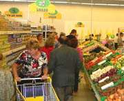 Супермаркеты – лучшие помощники хозяек