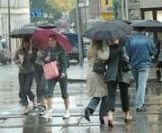 На праздники в Харькове будет тепло, но дождливо