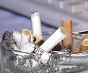 Россия третья в мире по сигаретам