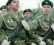 Российская армия меняет пол