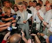 Адвокаты: вручение Кернесу постановления о приводе незаконно