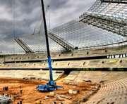Как готовится к Евро-2012 Донецк, Днепропетровск, Одесса, Львов?
