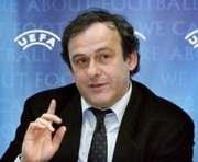 Мишель Платини уверен в успешности сотрудничества Украины и УЕФА