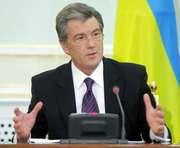 Ющенко отбыл в Одесскую область ознакомиться с делами региона