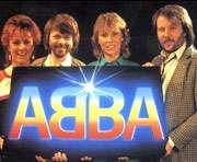 Члены ABBA впервые появились на публике вместе