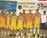 Баскетбол: Харьковские ветераны — чемпионы Украины