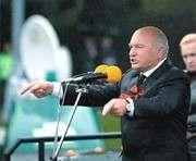 Лужков снова потребовал от Украины вернуть Крым