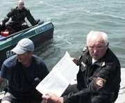 Браконьеры и рыбинспекторы: кто кого?