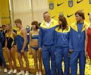 Украинские олимпийцы получили новую форму