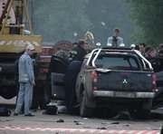 ДТП на Полтавском Шляхе: дело близится к суду