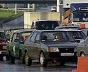Автомобильное движение между Польшей и Украиной сократилось на 20%