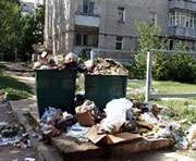В Харькове подорожает вывоз мусора