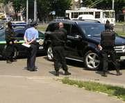 Люди в масках заблокировали автомобиль Геннадия Кернеса (ПОДРОБНОСТИ)