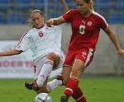 Женский футбол: харьковский «Жилстрой-1» возглавляет турнирную таблицу