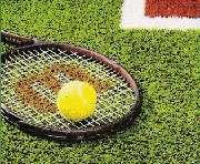 Юные теннистистки поборолись за звание лучшей ракетки