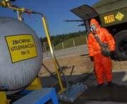 Поляки помогут утилизировать украинское ракетное топливо