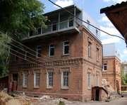 Дом, где был музей Гризодубовых, восстановят к 23 августа?