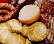 Украинцам не видать колбасы из мяса до 2009 года