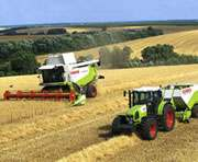 Увеличен прогноз урожая зерна Украины