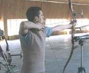 Стрельба из лука. Харьковчане – самые меткие