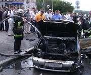 Почему в Харькове начали гореть автомобили
