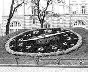 В Харькове затикают живые часы