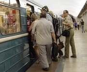 Очередное ЧП в харьковском метро: подробности