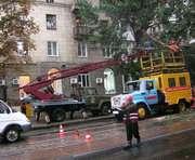 Ураган в центре Харькова (ФОТОРЕПОРТАЖ)