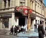 Оккупированный Харьков глазами очевидцев