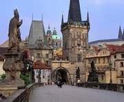 Прага: для туристов закрыты две главные достопримечательности