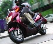 ГАИ инициирует регистрацию скутеров