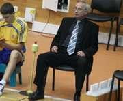 Владимир Карнаух играл со всеми нашими олимпийцами