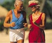 Регулярный бег замедляет процесс старения