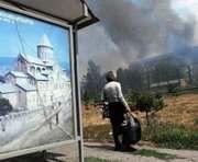 Война продолжается: Россия бомбит грузинские села
