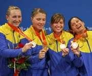 Игры в Пекине. Украина взяла первую золотую медаль!