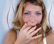 Темный шоколад и черника препятствуют ожирению