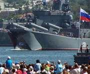 Черноморский флот просится обратно в Севастополь