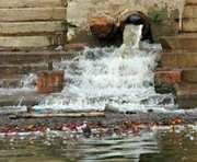 Харьковские водоемы загрязняет канализация