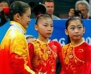 Игры в Пекине. МОК заинтересовался возрастом китайских гимнасток: их могут лишить медалей