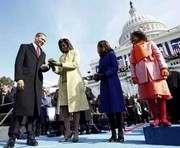 Инаугурация Обамы: хиты и ляпы